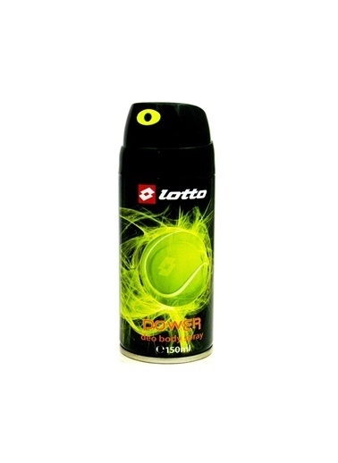 Lotto Power150 Ml Erkek Deodorant Renksiz